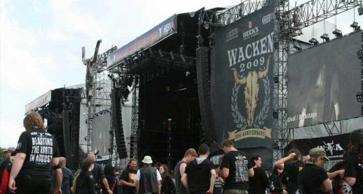 Heavy-Metal-Festival plant weiter für 2021