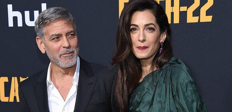 Wegen dieser Rolle hat George Clooney Ärger mit seiner Ehefrau Amal
