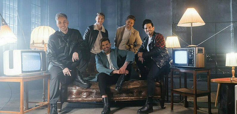 Team 5ünf: Jay Khan und Marc Terenzi auf den Spuren von Take That