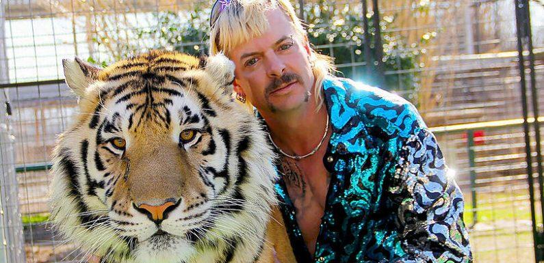 'Tiger King'-Star Joe Exotic und Ehemann Dillon Passage trennen sich