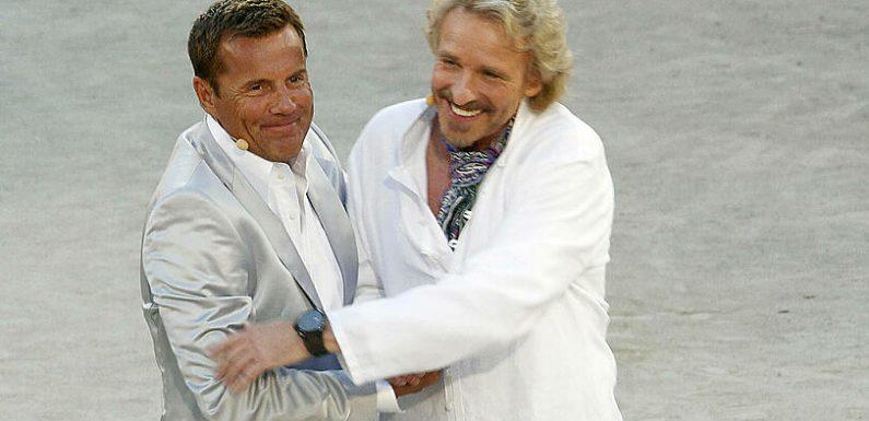 Bei DSDS-Liveshow: Gottschalk kann sich Seitenhieb auf Bohlen nicht verkneifen