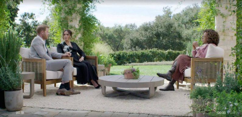 Harry und Meghan – Interview bei Oprah: Hier sehen Sie es heute live im TV