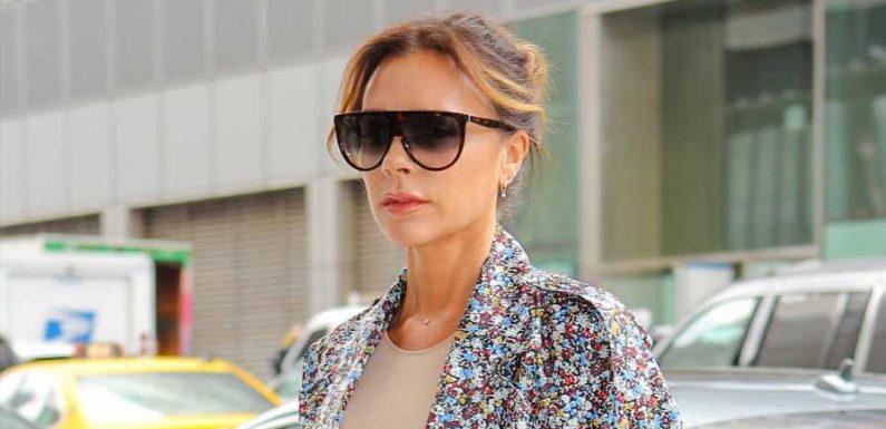 Bob-Schnitt adé: Victoria Beckham hat eine neue Frise