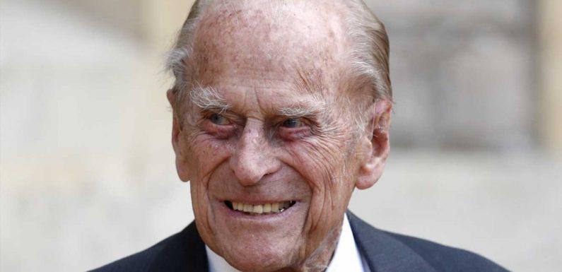 Prinz Philip hat Eingriff wegen Herzkrankheit erfolgreich überstanden