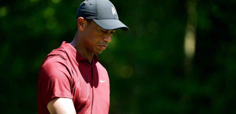Tiger Woods – Erstes Statement nach Autounfall: Woods sagt seinen Golf-Kollegen Danke