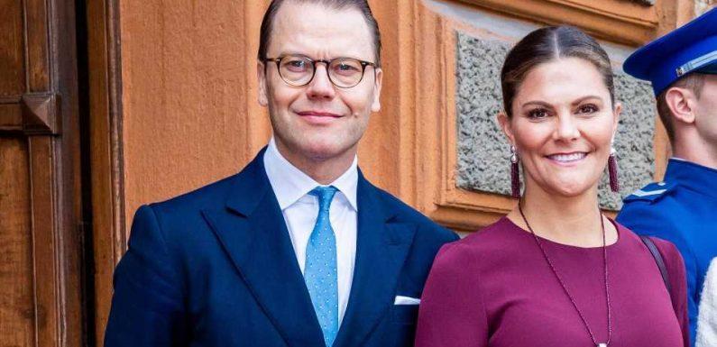 Victoria & Daniel von Schweden an Corona erkrankt