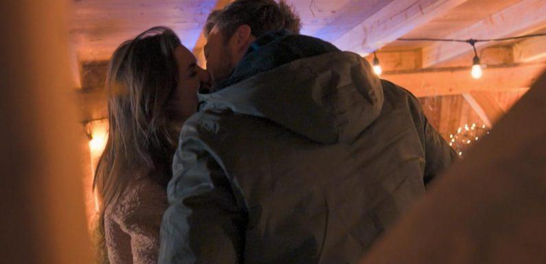 Bachelor 2021: Endlich! Niko und Michèle küssen sich