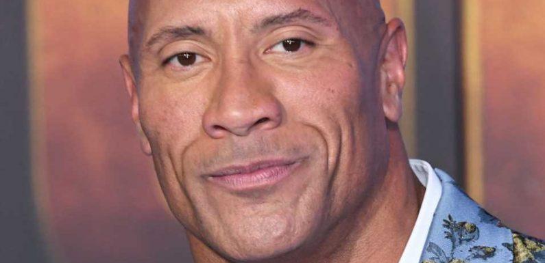 """Dwayne""""The Rock""""Johnson: Überall Blutergüsse – was ist mit seinem Rücken passiert?"""