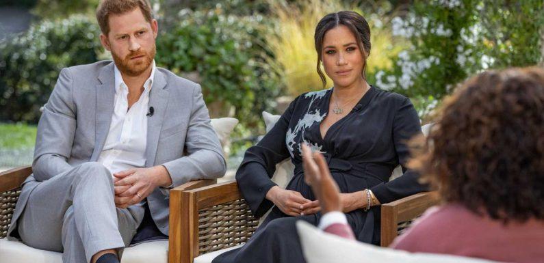Harry & Meghan packen bei Oprah aus: Sendetermine, Outfits & Co. – alle Infos zum Interview!