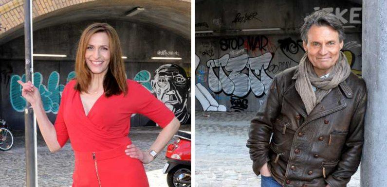 GZSZ-Stars Ulrike Frank & Wolfgang Bahro über ihren neuen Kolle-Kiez