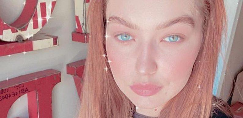 Erdbeerblond! Gigi Hadid verzaubert mit neuer Haarfarbe