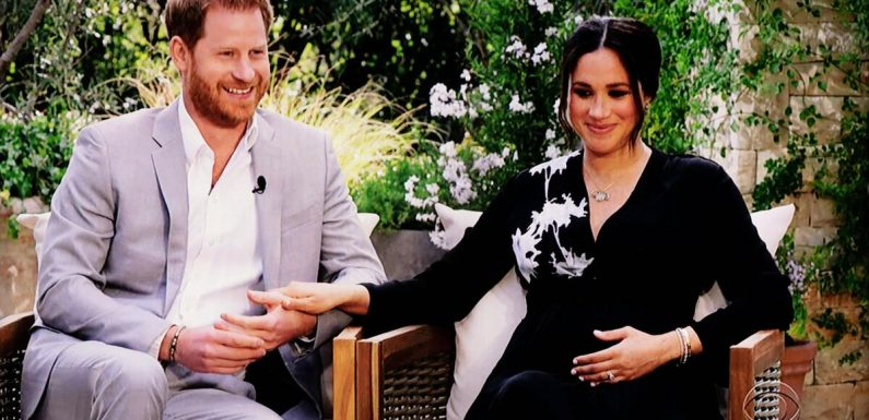 Wann Harry und Meghans Interview bei Oprah nicht gezeigt worden wäre