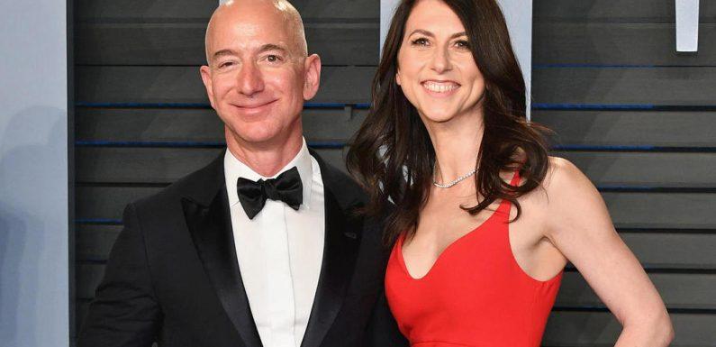 Milliardärin MacKenzie Scott hat wieder geheiratet
