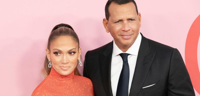 Verwirrung um angebliche Trennung von J.Lo und Alex Rodriguez