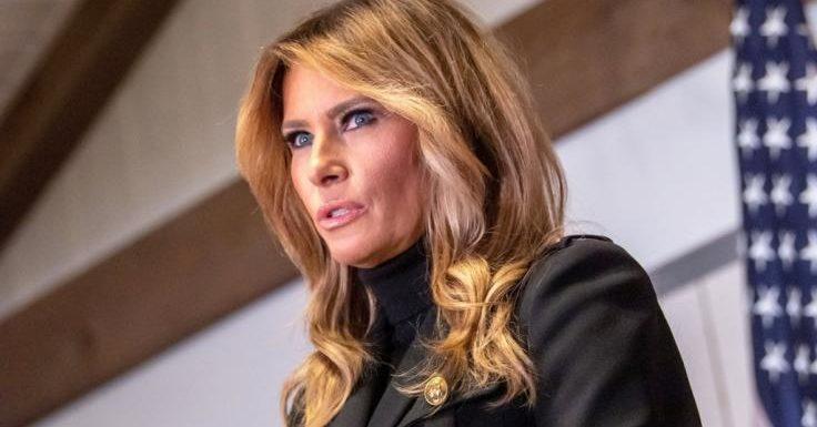 Melania Trump: Frauen, speckt ab! Er entsetzt mit frauenfeindlichem Melania-Vergleich