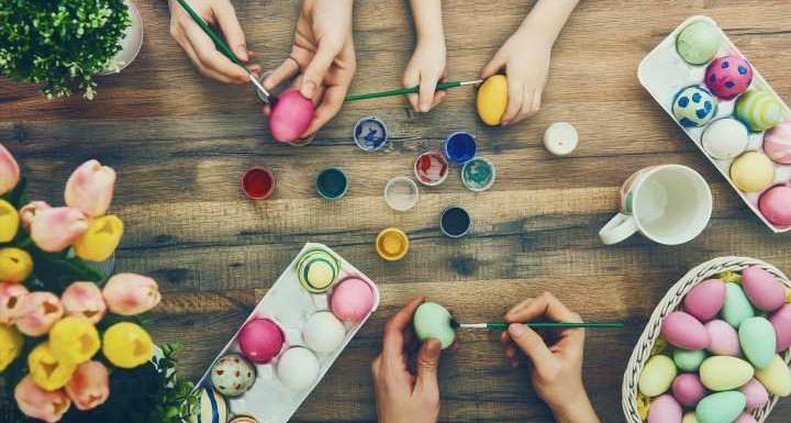 Fünf kreative DIY-Ideen für Ostern