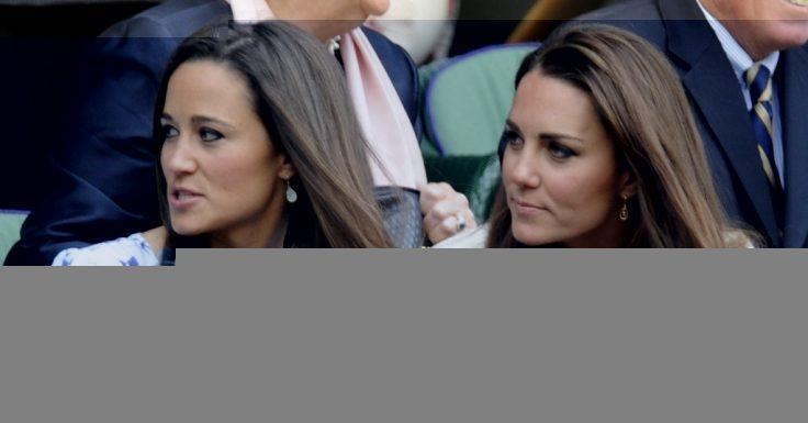 Kate Middleton und Pippa Middleton: Es ist ein Mädchen! Baby-Freuden für Herzogin Kate und ihre Schwester
