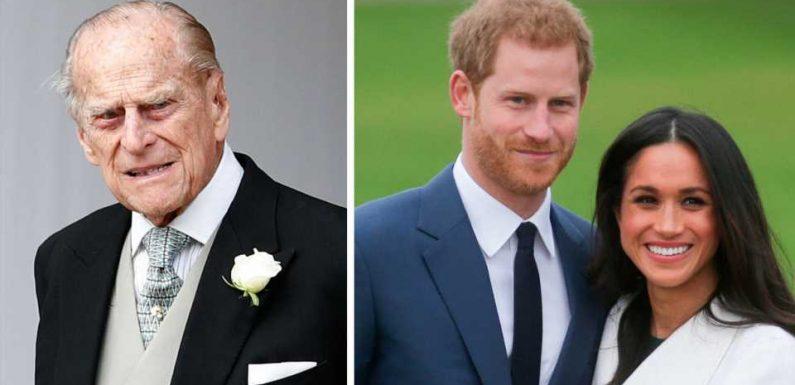 Wegen Prinz Philip: Meghan und Harry hatten Interview-Deal