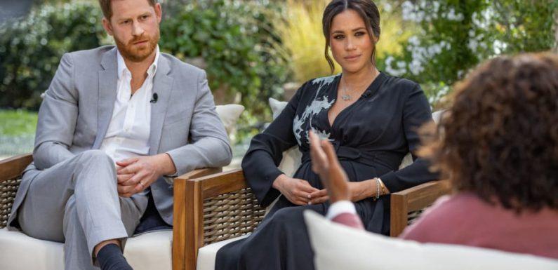 Meghan packt aus: Ihr wurde verboten, Oprah Winfrey zu treffen