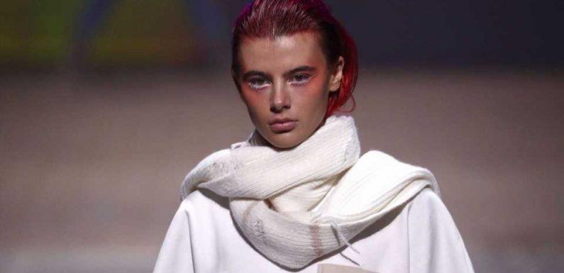 Rote Haare! GNTM-Romina total unglücklich mit Umstyling