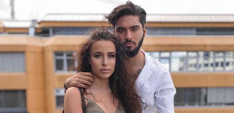 Nach OP: So schwer fällt Siria und Davide Trennung auf Zeit
