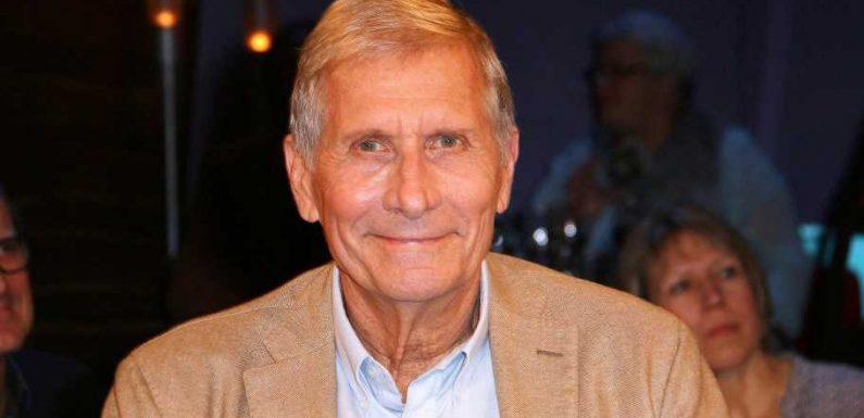 """Bericht: """"Tagesthemen""""-Legende Ulrich Wickert ist jetzt Uropa"""
