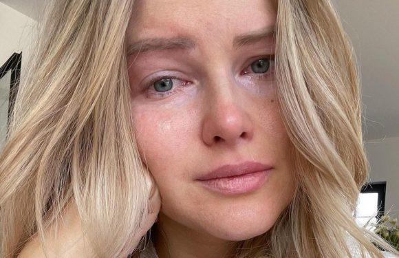 Am Ende ihrer Kräfte: YouTuberin Maren Wolf zeigt sich tränenüberströmt ihren Fans