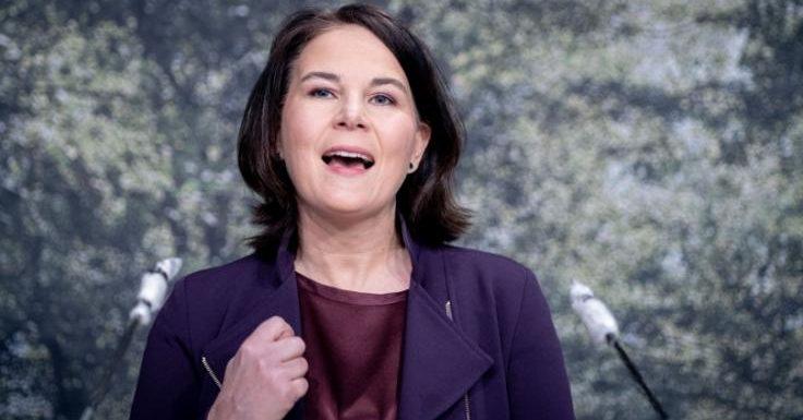 Annalena Baerbock Interview heute: Die Grünen-Kanzlerkandidatin live im TV und Pro7-Stream