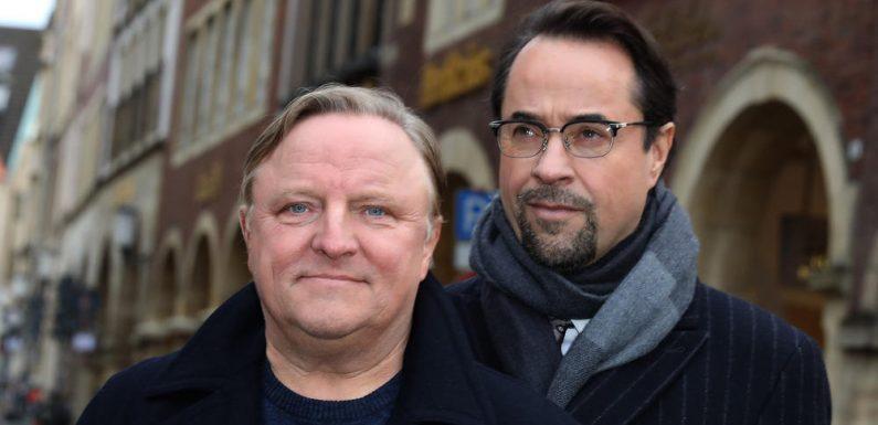 """Axel Prahl und Jan Josef Liefers verlängern beim Münster-""""Tatort"""""""