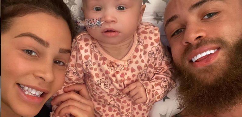 """Britischer """"Ex on the Beach""""-Star Ashley Cain verlor seine Tochter an den Krebs"""