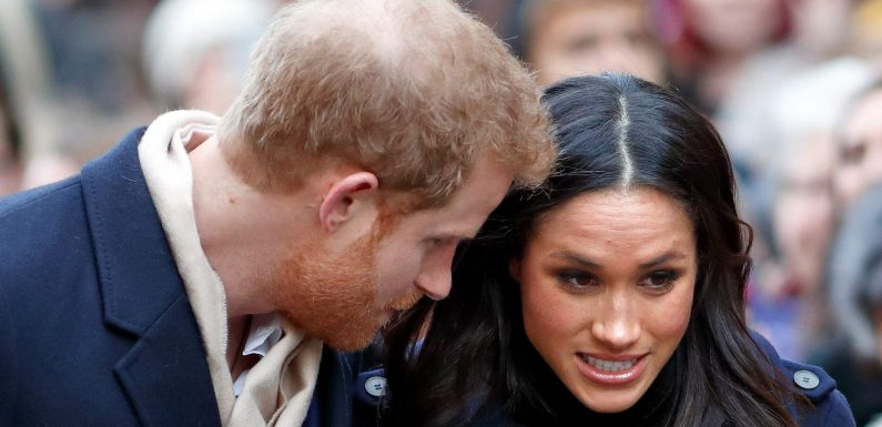 Herzogin Meghan & Prinz Harry: Jetzt bricht alles über ihnen zusammen   InTouch