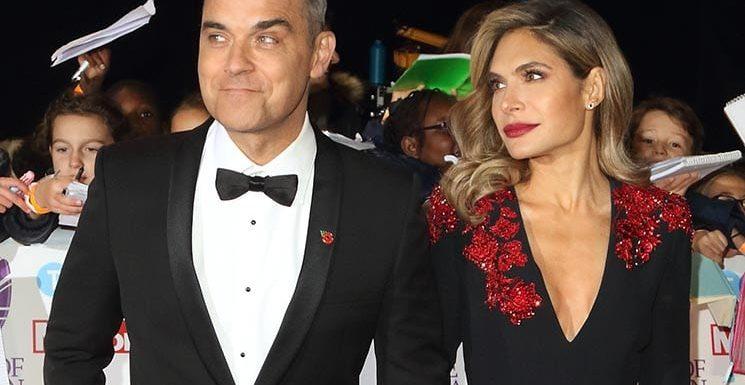 Coronavirus: Robbie Williams und Ayda Field sind geimpft
