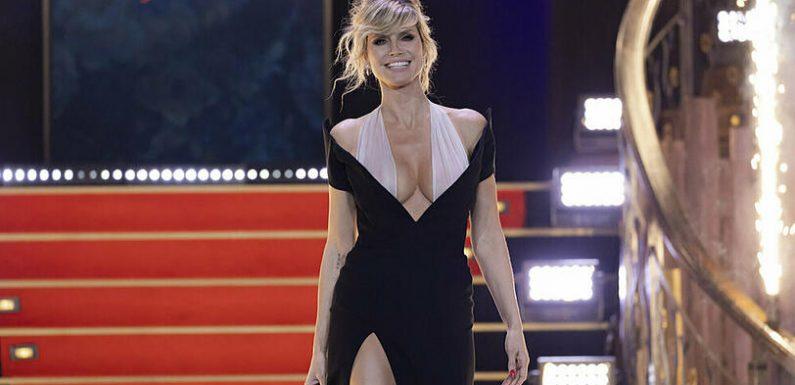 Das Finale von 'Germany's next Topmodel' wird barrierefrei