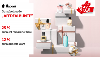 Das perfekte Geschenk zum Muttertag finden Sie bei Flaconi – inkl. 25% Rabattcode!