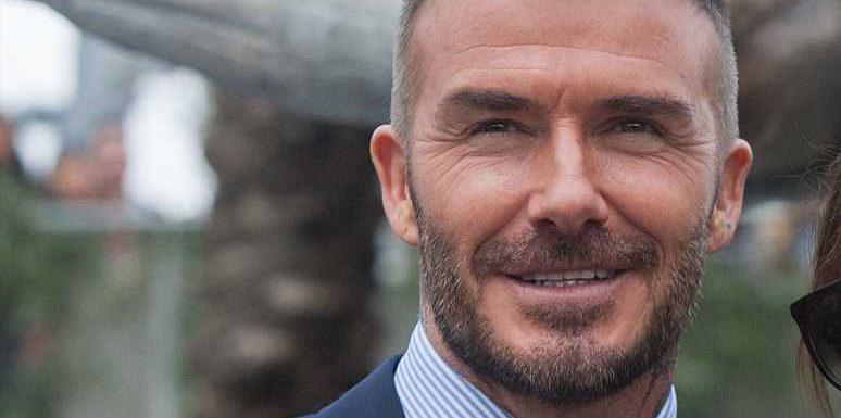 David Beckhams Patenkind ist ein echter Promi-Sprößling!