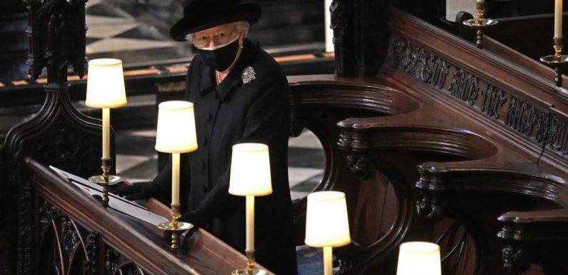 Die besondere Bedeutung der Brosche der Queen bei der Beerdigung