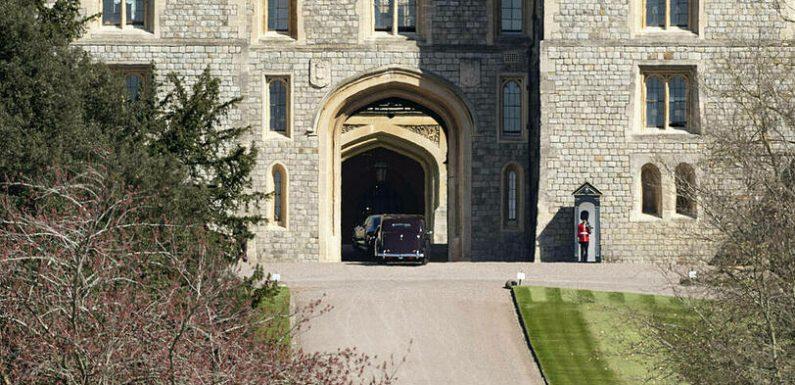 Erste Trauergäste zu Beerdigung von Prinz Philip eingetroffen