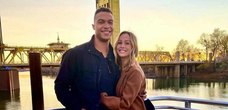 """Ex-US-Bachelorette Clare und Dale halten Beziehung """"privat"""""""