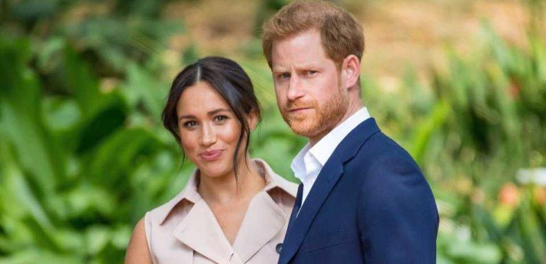 Haben Harry und Meghan schon einen Babynamen gefunden?