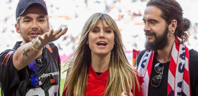 Heidi Klum & Bill Kaulitz: Fiese Läster-Attacke gegen Tom | InTouch