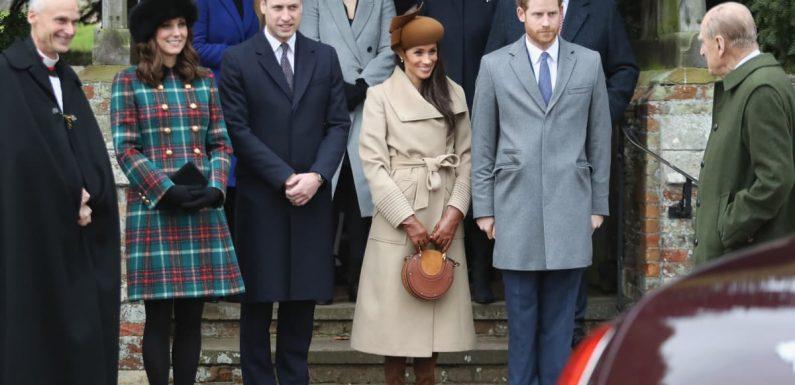 Herzogin Meghan: So verabschiedete sie sich von Prinz Philip