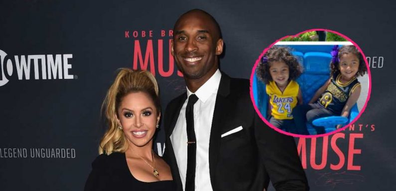 In Lakers-Trikots: Vanessa Bryant teilt Pics von ihren Kids