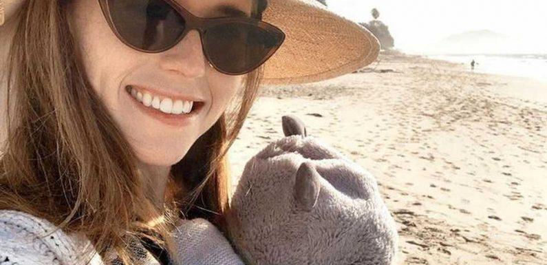 Katherine Schwarzenegger schwärmt vom Leben als Mutter
