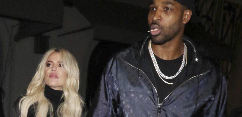 Khloé Kardashian: Tristan Thompson soll ihr schon wieder fremdgegangen sein
