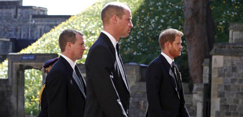 Körpersprache-Experte zu Prinz Philips Beerdigung: Bei Prinz Harry hat nur eine kleine Geste irritiert