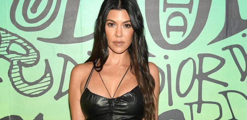 Kourtney Kardashian: Heißes Kussfoto mit Travis Barker