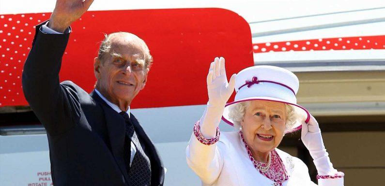 Kurz vor Prinz Philips Beerdigung: Königin Elizabeth II. teilt privates Foto mit Ehemann