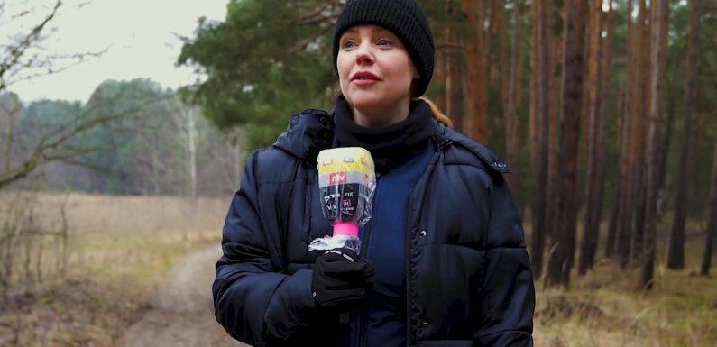Leichenfund bei GZSZ: Olivia Marei zeigt Behind the Scenes