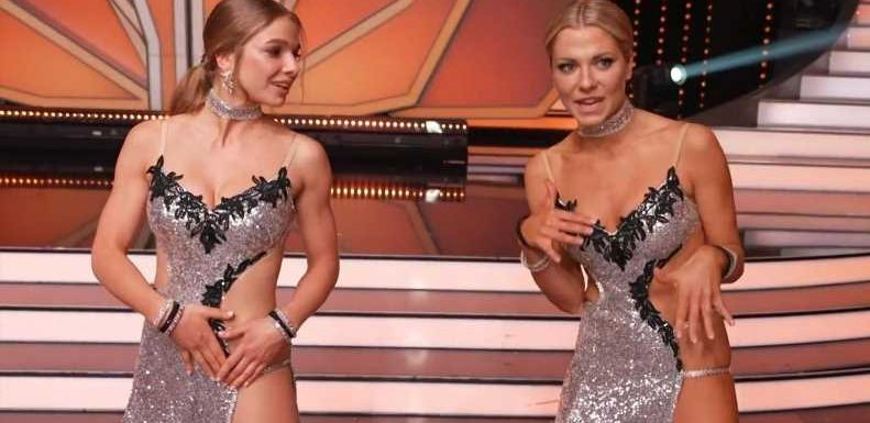 Let's Dance 2021: DAS tragen Valentina Pahde & Lola Weippert drunter