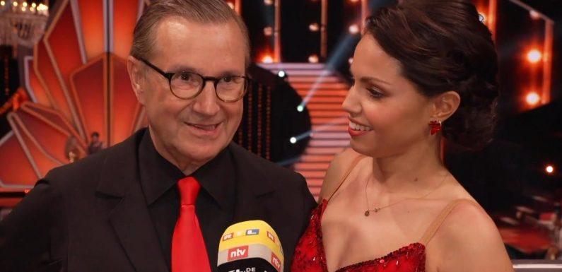 Let's Dance 2021: Jan Hofer findet sein Tanz-Aus nur fair